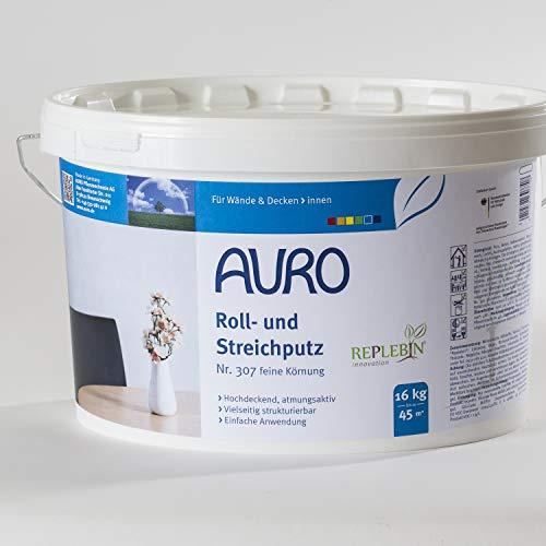 Auro Roll- und Streichputz 16 kg feine...