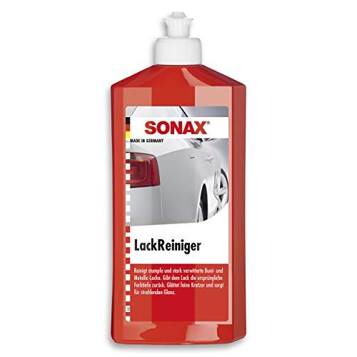 SONAX LackReiniger (500 ml) kraftvolle...