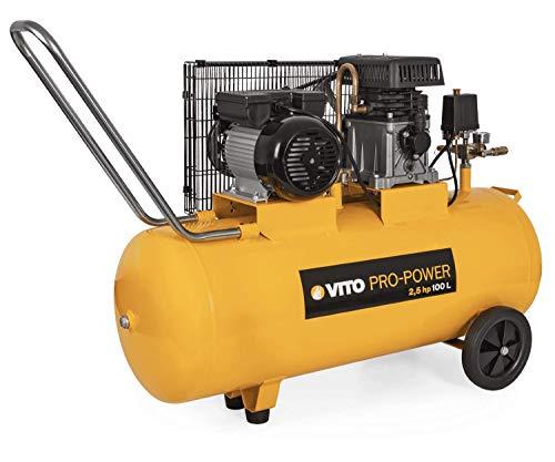 VITO Professional Kompressor 230V 100 Liter,...
