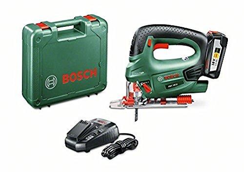 Bosch Akku Stichsäge PST 18 LI (1 Akku, 18...