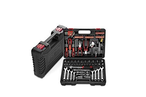 WOLFGANG 122 Teile Werkzeugkoffer mit...