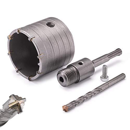KSP-Tec ® Bohrkrone 68mm - verstärkte...