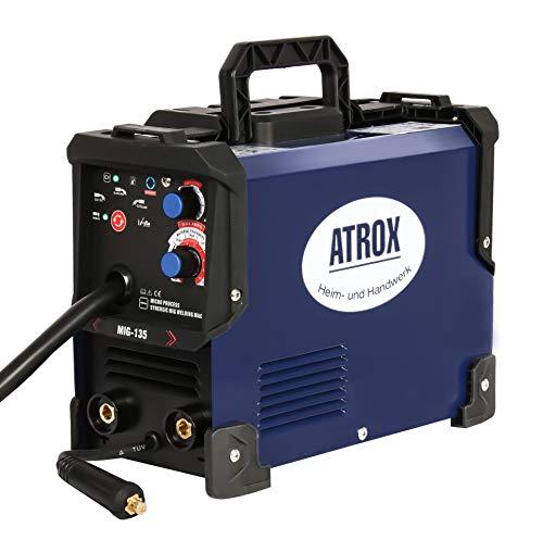 Schweißgerät 4-in-1 Mini-MIG 135