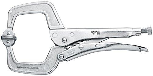 KNIPEX 42 44 280 Schweiß-Gripzange...