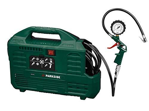 PARKSIDE® Kompressor PKZ 180 C3 mobiler...