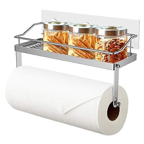 Oriware Küchenrollenhalter mit Regal...