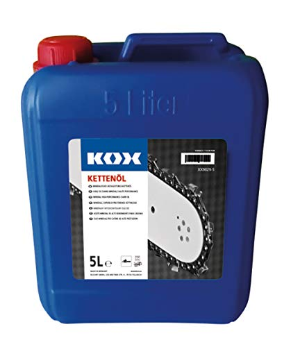 KOX Sägeketten-Haftöl, 5 Liter,...