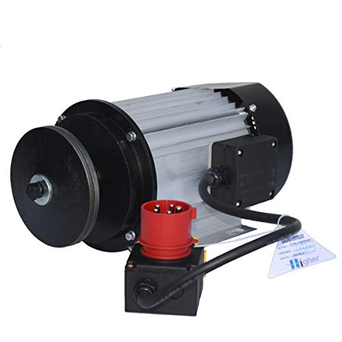 Elektromotor 400V 4500 Watt B3 Bauform mit...