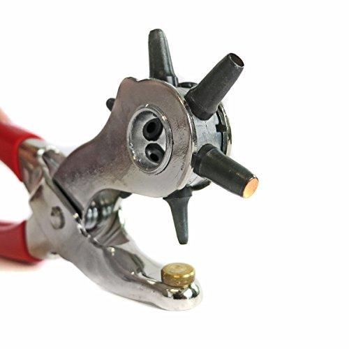 S&R Revolverlochzange/MADE IN...