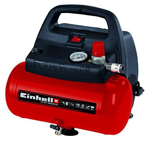 Einhell Kompressor TC-AC 190/6/8 OF (1.100 W,...