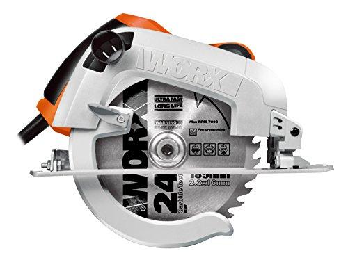 WORX WX445 Handkreissäge 1600W - mit...
