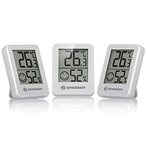 Bresser Thermometer Hygrometer Temeo Hygro...