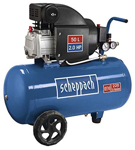 Scheppach Kompressor HC54 (1500 Watt, 50 L, 8...