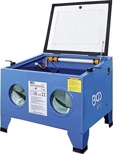 BGS-technic 8717 Druckluft-Sandstrahlkabine