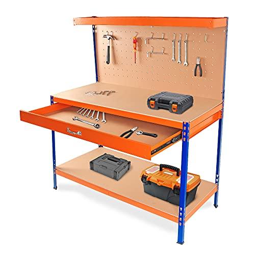 wuuhoo® I Werkzeugkbank Ben mit Schublade...