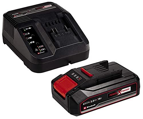 Original Einhell 18V 2,5Ah PXC Starter Kit...