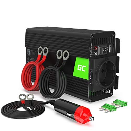 Green Cell® 300W/600W 12V auf 230V Reiner...