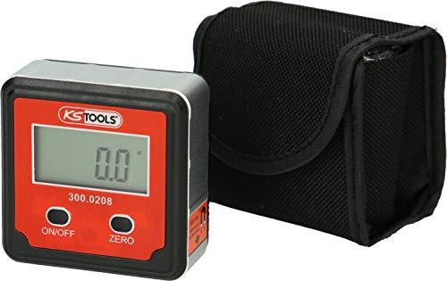 KS Tools 300.0208 Digitale Wasserwaage mit...