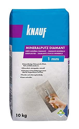 Knauf Mineralputz Diamant 1,0-mm Körnung –...