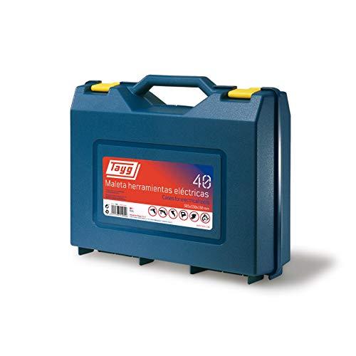 Electraline 140006 Werkzeugkoffer, leer, 385...