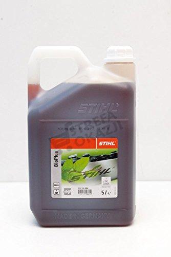 Stihl Bio Plus Sägekettenöl 5l Kanister