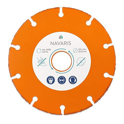 Navaris 1x Holzschneider Disc für...