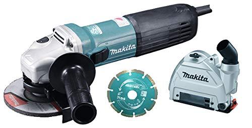 Makita GA5040CJD1 Winkelschleifer 125mm 1400W...