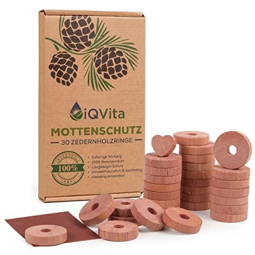 Natürlicher Mottenschutz aus Zedernholz –...