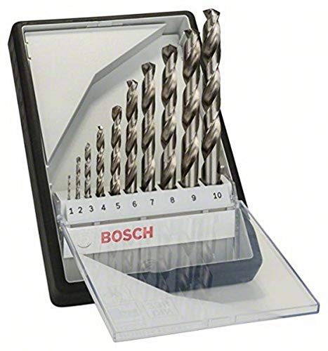 Bosch Professional 10tlg. Metallbohrer-Set...