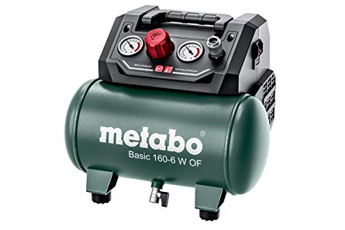 Metabo Kompressor Basic 160-6 W OF (Kessel 6...
