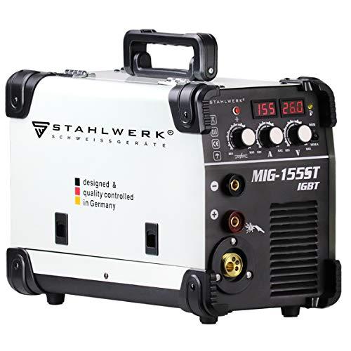 STAHLWERK MIG 155 ST IGBT - MIG MAG Schutzgas...