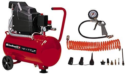Einhell Kompressor TC-AC 190/24/8 Kit (max. 8...