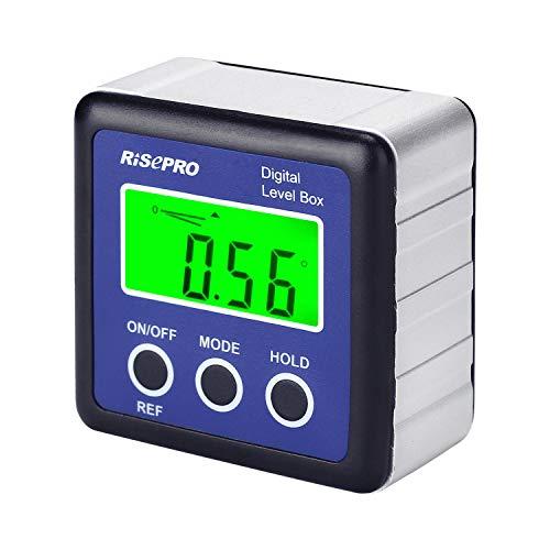 RISEPRO Digitaler LCD Winkelmesser...
