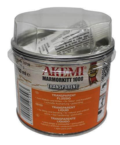 AKEMI Marmorkitt 1000 Transparent, 150 ml