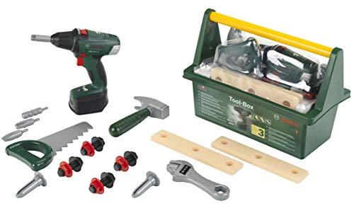 Theo Klein 8520 Bosch Werkzeug-Box I Mit...