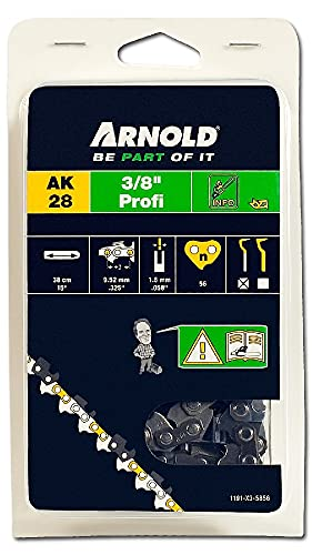 Arnold Sägekette 3/8 Zoll Profi, 1.5 mm, 56...