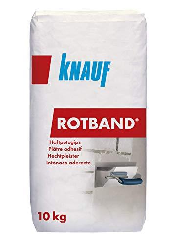 Knauf Rotband Haftputz-Gips mit sehr hoher...