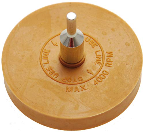 BGS 3999 | Folienradierer | Ø 90 mm | inkl....