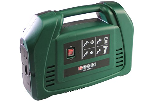 Tragbarer Parkside Kompressor PKZ 180 A1 1,1...
