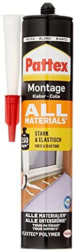 Pattex 1828610 Montagekleber All Materials,...