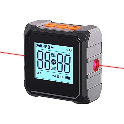 Digitaler Winkelmesser Neigungsmesser Laser...