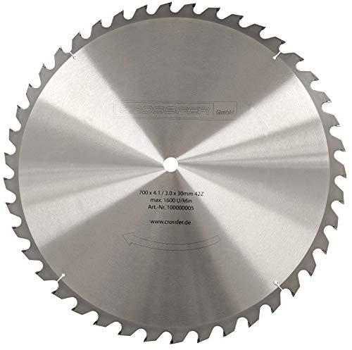 Kreissägeblatt 700mm Hartmetall bestückt...