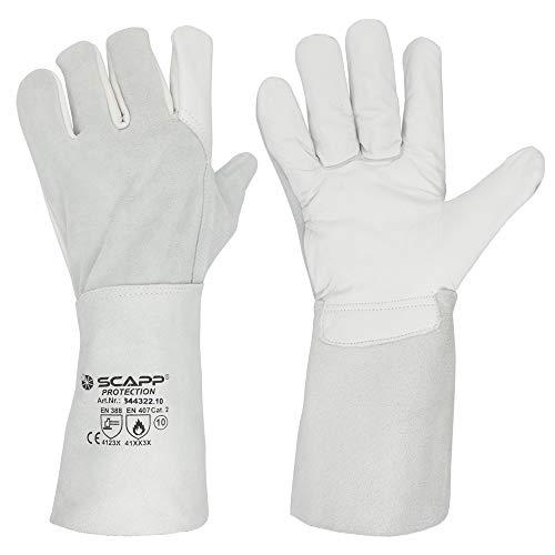 SCAPP Protection MIG/MAG Schweißerhandschuhe...