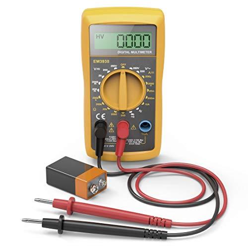Hama Digital Multimeter (Spannungsprüfer...