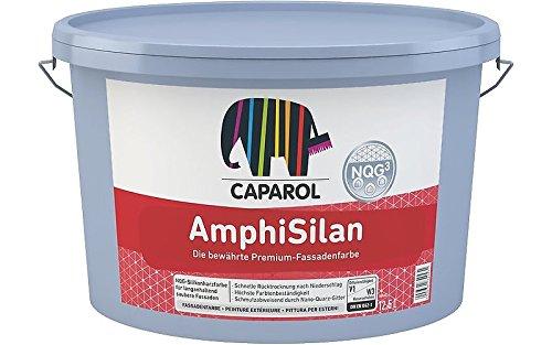 Caparol AmphiSilan Weiss Fassadenfarbe NQG...
