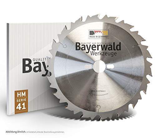 Bayerwald - HM-Kreissägeblatt - Ø 250 mm x...