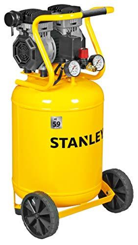 STANLEY - Vertikaler Kompressor Siltek 1,3...