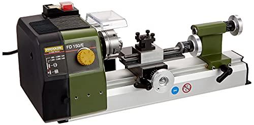 PROXXON Feindrehmaschine FD 150/E, präzise...