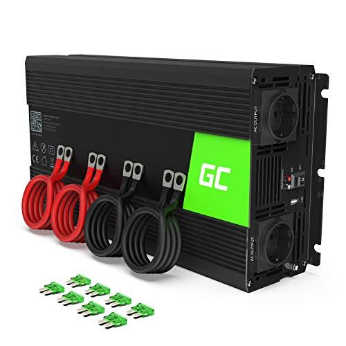 Green Cell® 2000W/4000W 12V auf 230V Reiner...