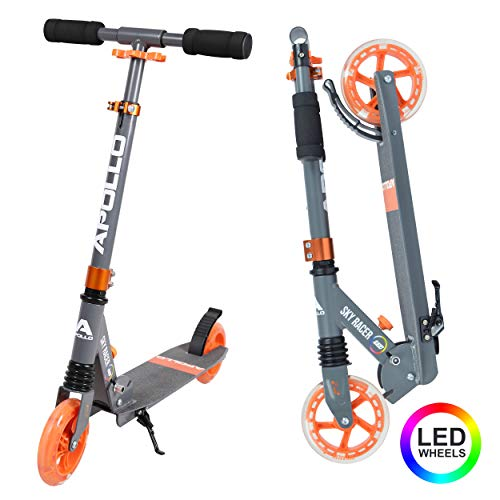 Apollo Scooter LED - Skyracer mit Led Wheels...